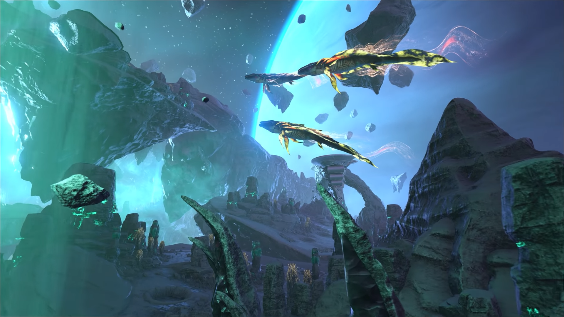 New Ark Genesis Content Shown After Fans Donate To Extra Life