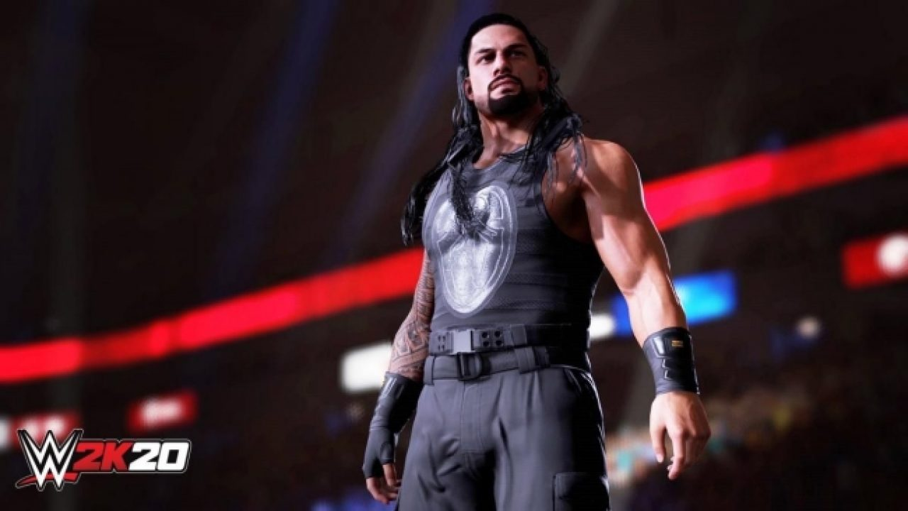 WWE 2K20 Update Addresses Even More Technical Issues