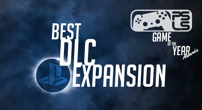PSLS Game of the Year Awards best dlc expansion