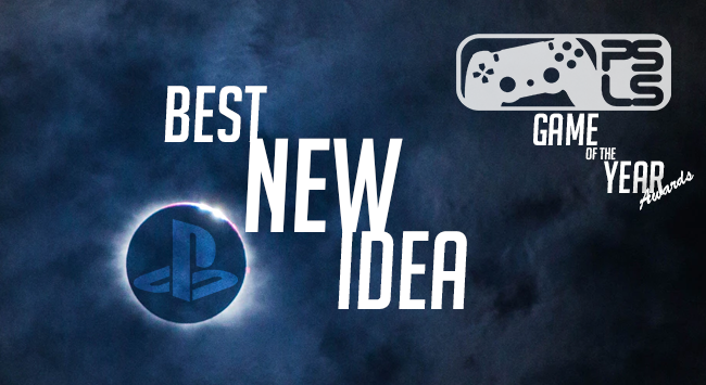 PSLS Game of the Year Awards best new idea