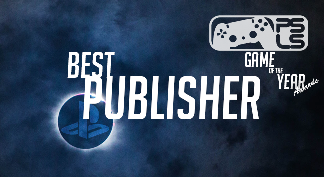 PSLS Game of the Year Awards best publisher