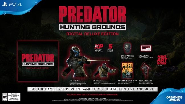 predator hunting grounds release date