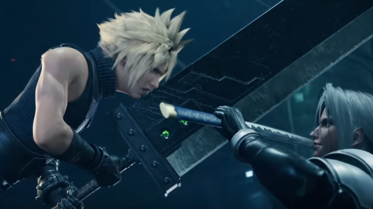 Daily Reaction Analyzing The New Final Fantasy Vii Remake Trailer