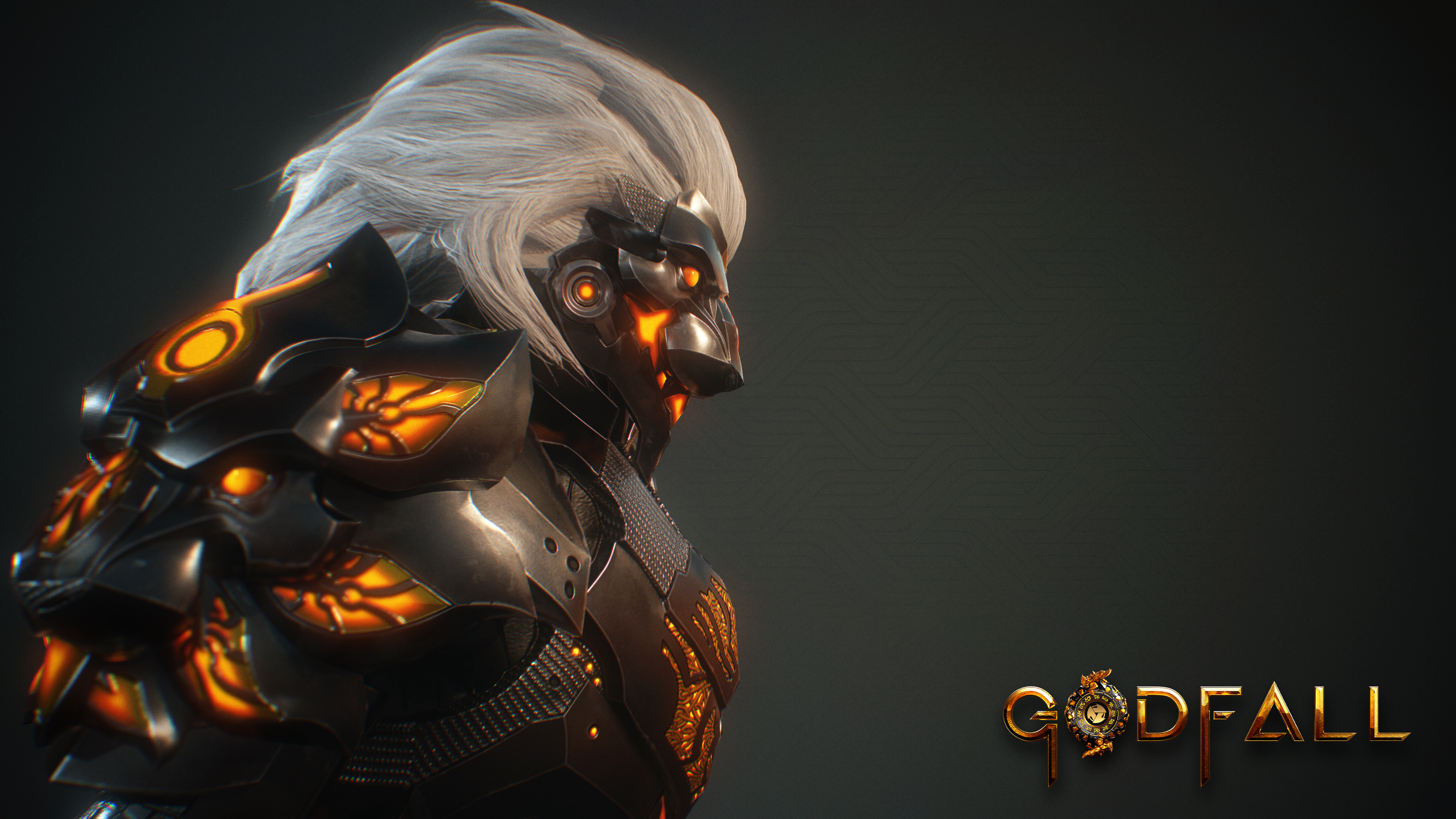 Godfall Ps5 4k Wallpapers Show High Resolution Character Models