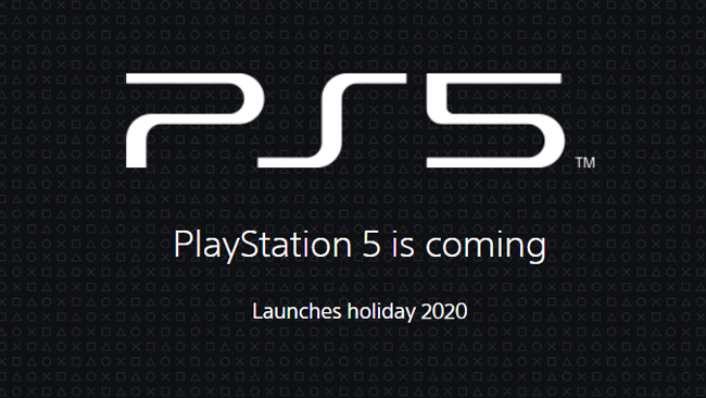 PS5 website PlayStation 5 reveal