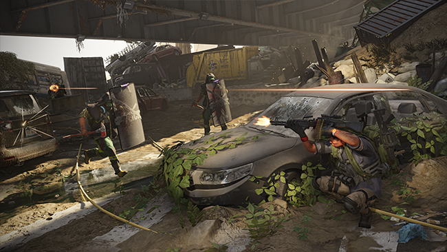The Division 2 warlords of new york hands on preview 1