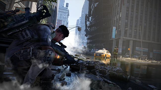 The Division 2 warlords of new york hands on preview 2