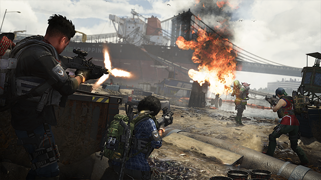 The Division 2 warlords of new york hands on preview 3