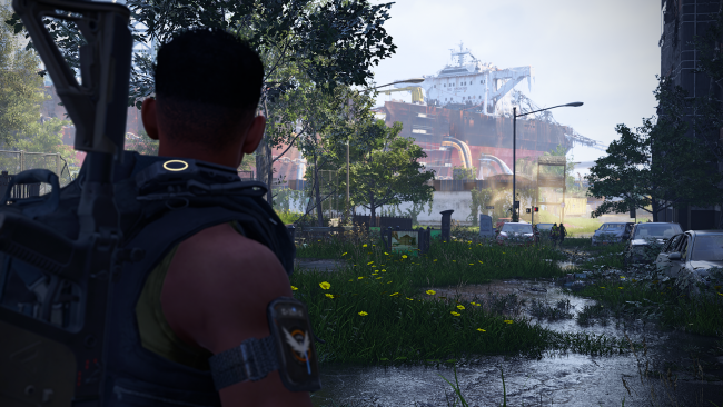 The division 2 warlords of new york Tanker