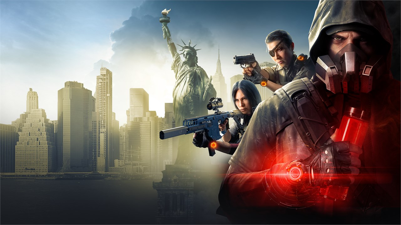 The division 2 free weekend warlords of new york
