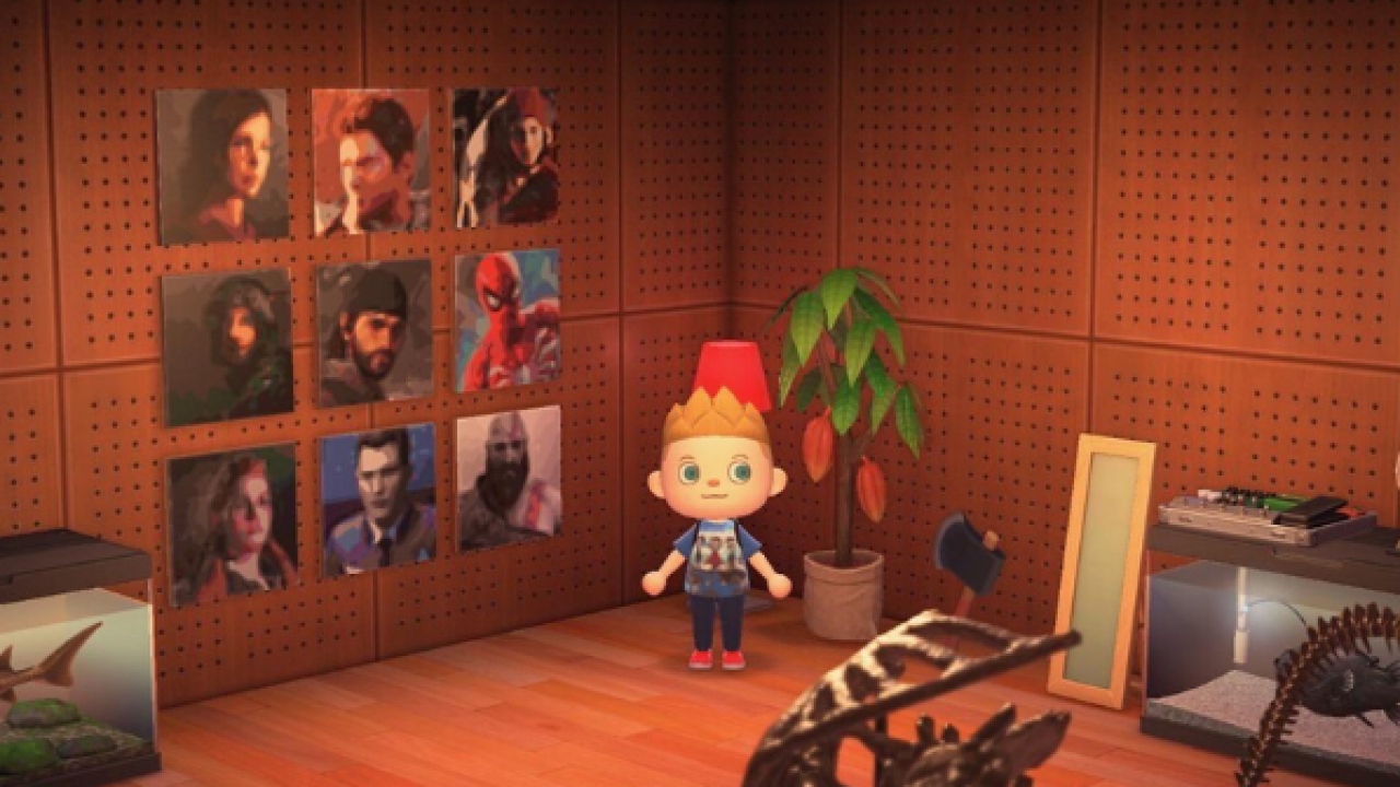 Animal Crossing New Horizons Tool Puts Playstation In Your Happy Home