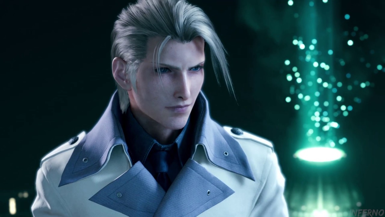 Final Fantasy Vii Remake Sephiroth Diminishes His Power And Mystery
