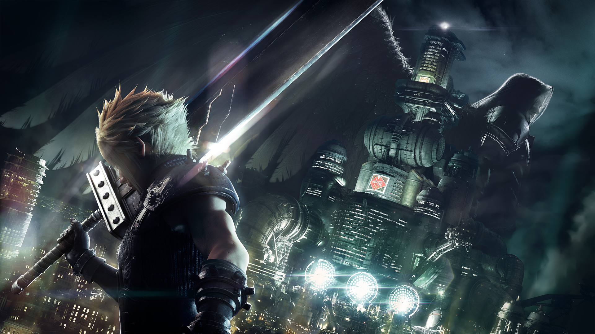 Final fantasy VII remake story