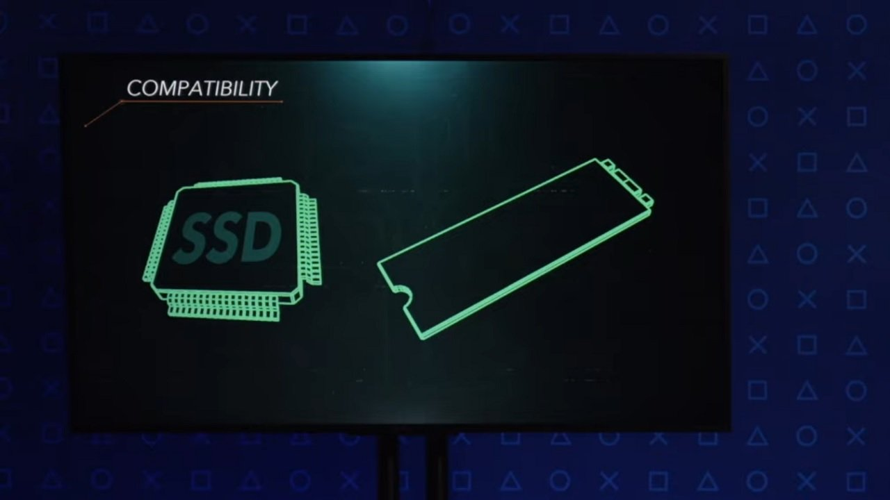PS5 solid-state tech PlayStation 5 SSD 1
