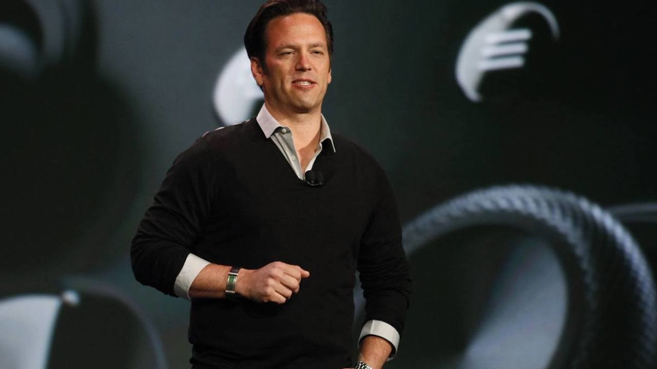 next-gen games phil spencer PS5 PlayStation 5 Xbox Series X