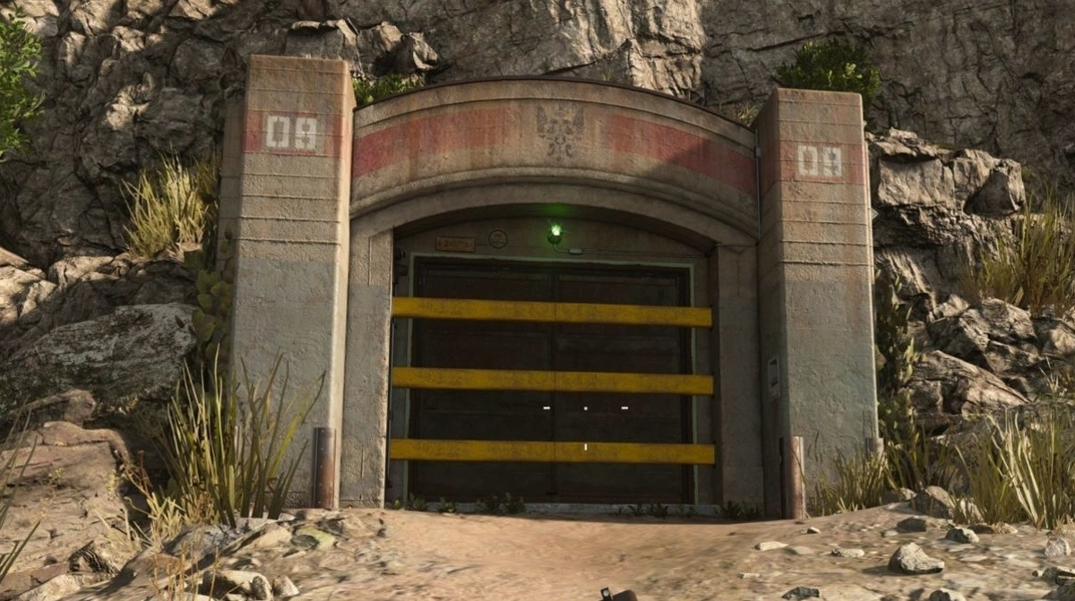 Call of duty warzone black ops bunkers 1