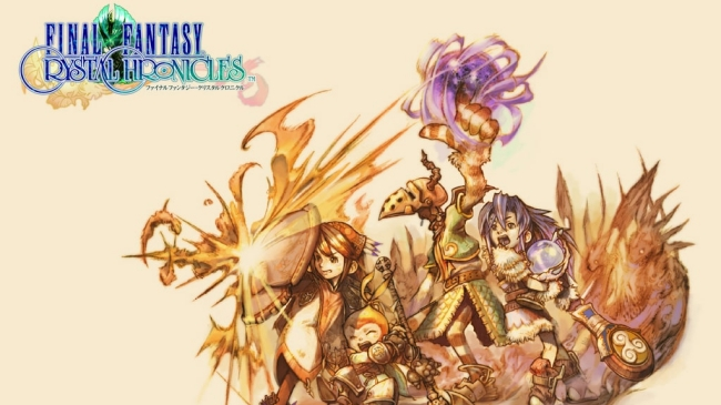 Final Fantasy Crystal Chronicles Remastered Edition release