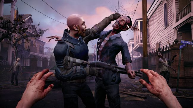 The Walking Dead Saints and Sinners PSVR version release date