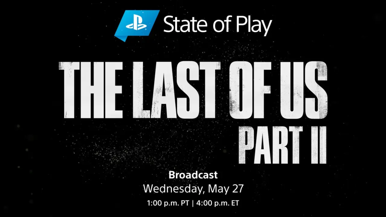 The last of us part II state of play PlayStation