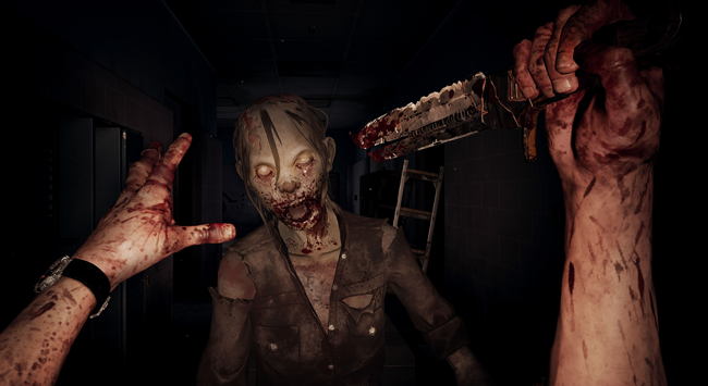 The walking dead saints and sinners psvr review 2