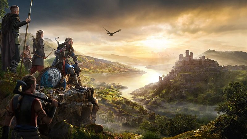 Assassin's Creed Valhalla: First In-Game Images Revealed