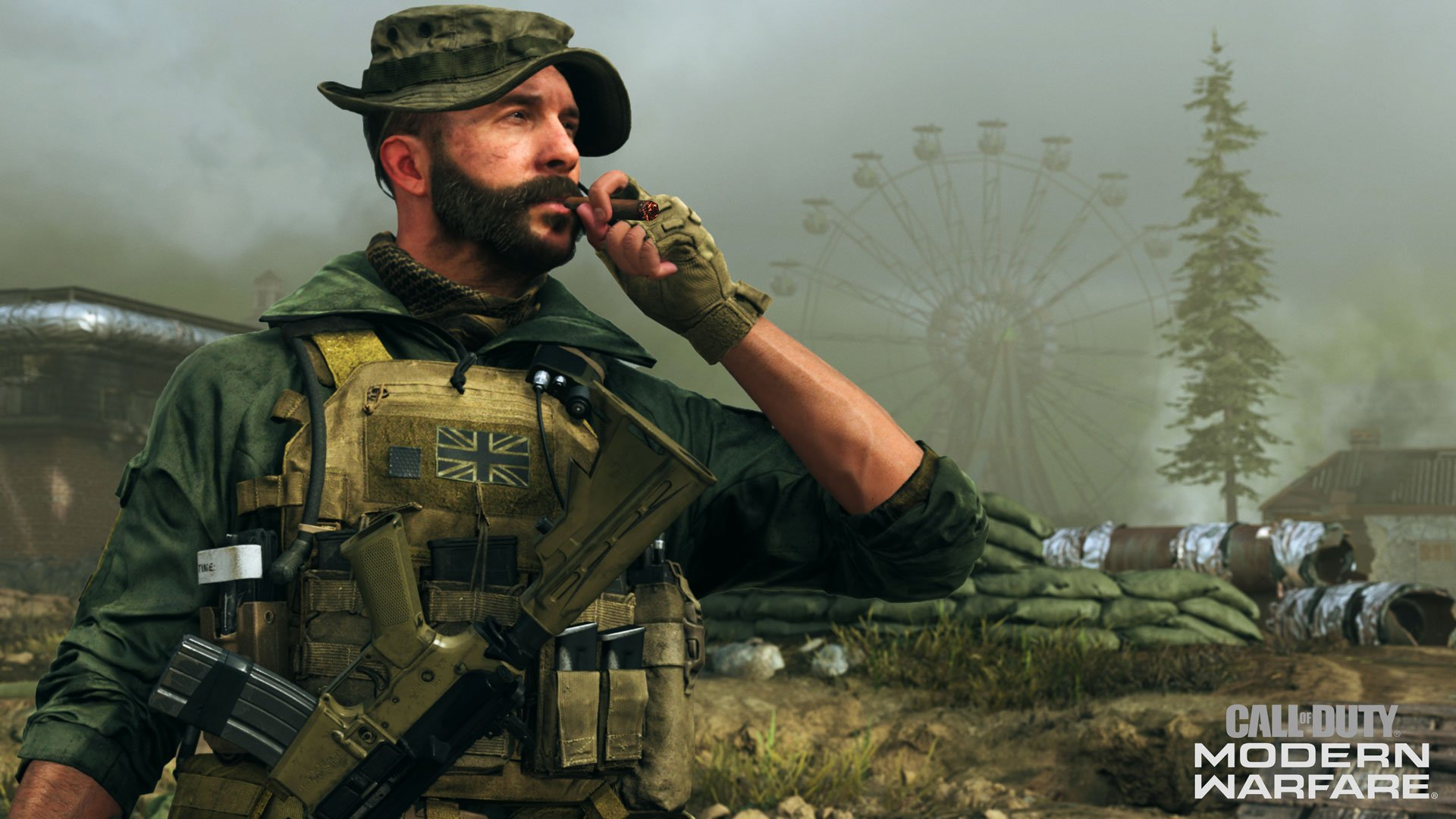 Call of duty modern warfare season four warzone captain price roadmap patch notes