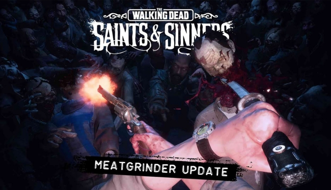 the walking dead saints and sinners update