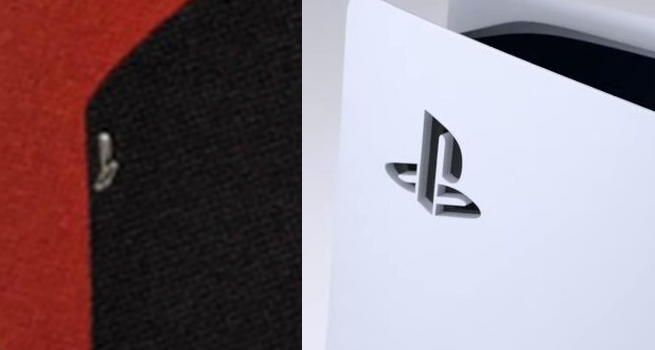 Black Ps5 With Red Lighting Photo Is Fake Just A Stolen Fan Edit