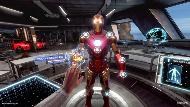Marvel's Iron Man VR review 1