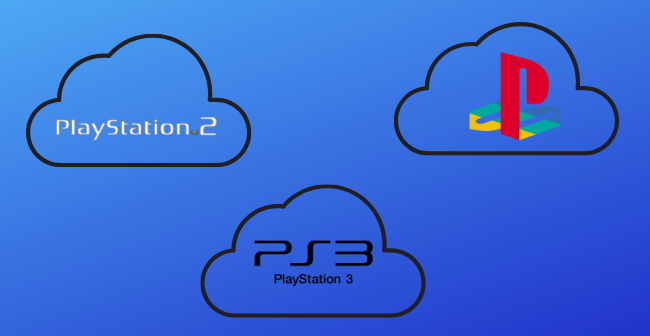 sony ps1 ps2 ps3 emulation