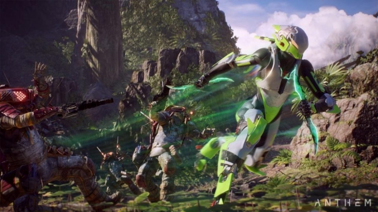 Bioware Outlines Changes For Anthem 2 0 Loot And Equipment