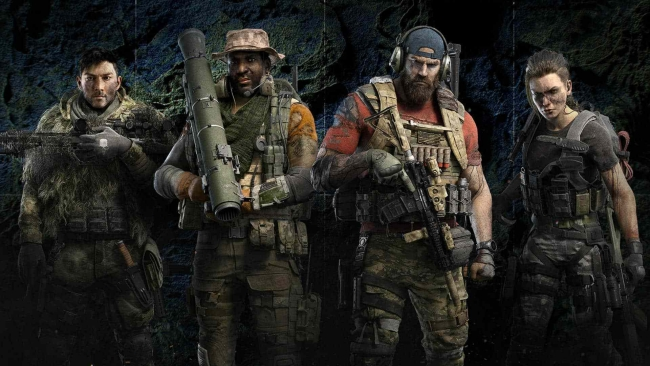 ghost recon breakpoint ai teammates teaser
