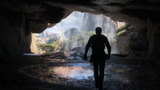 uncharted movie production