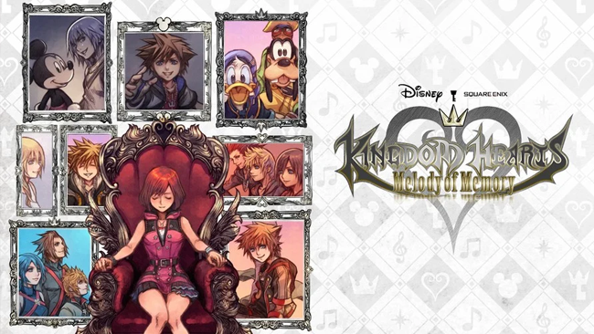 Kingdom hearts melody of memory release date 1