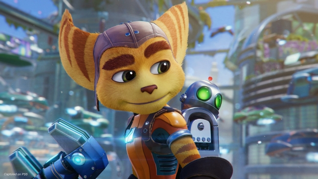 ratchet and clank rift apart gameplay demo