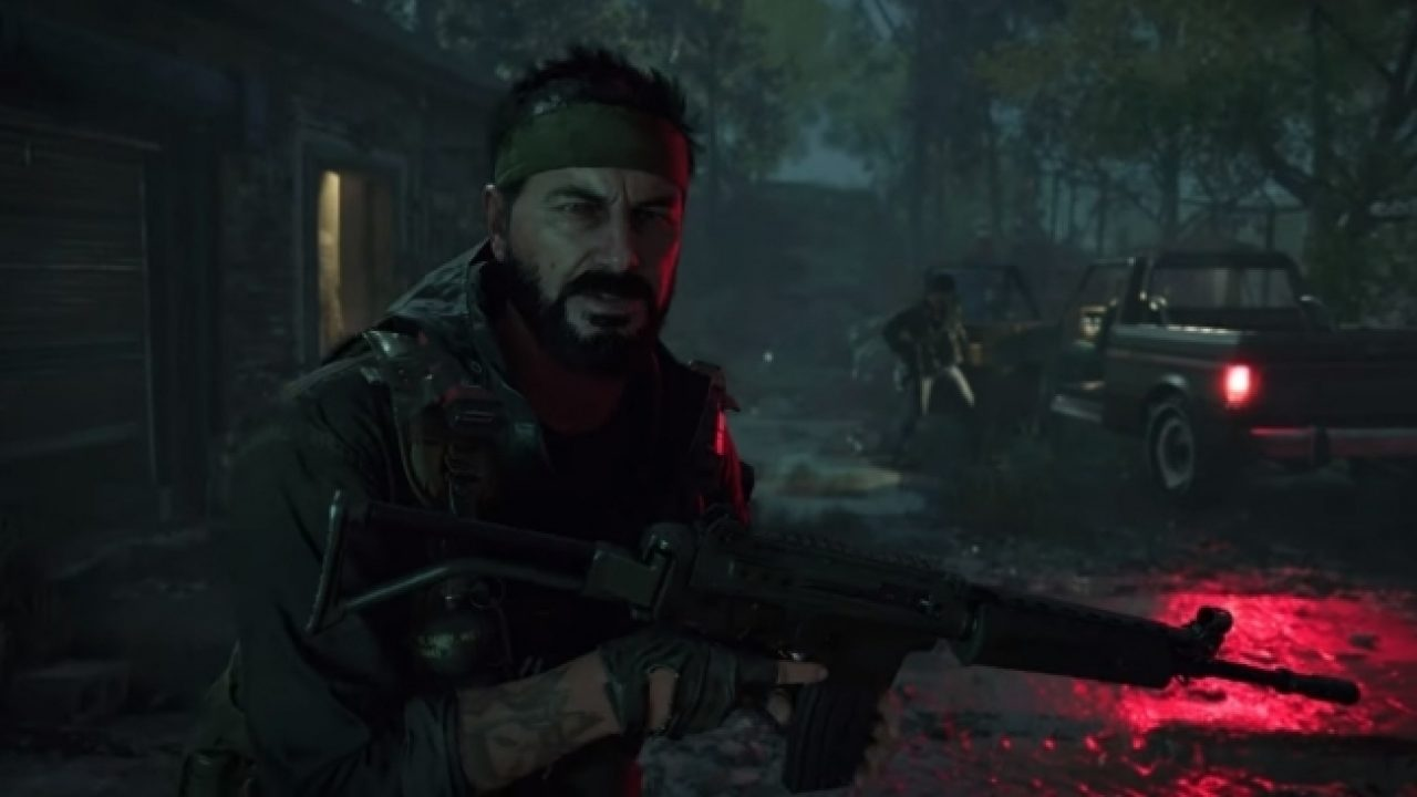 Call Of Duty Black Ops Cold War Alpha Weekend On Ps4 Arrives September 18th