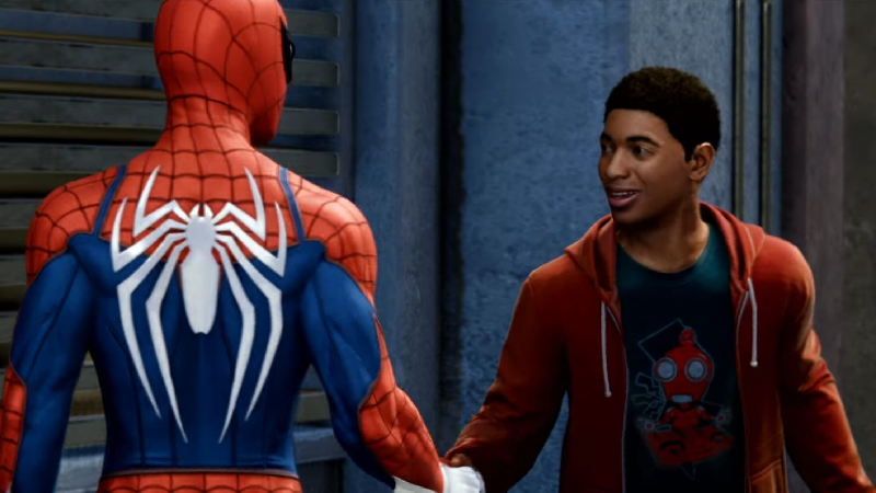 spider-man ps5 remaster miles morales ultimate edition