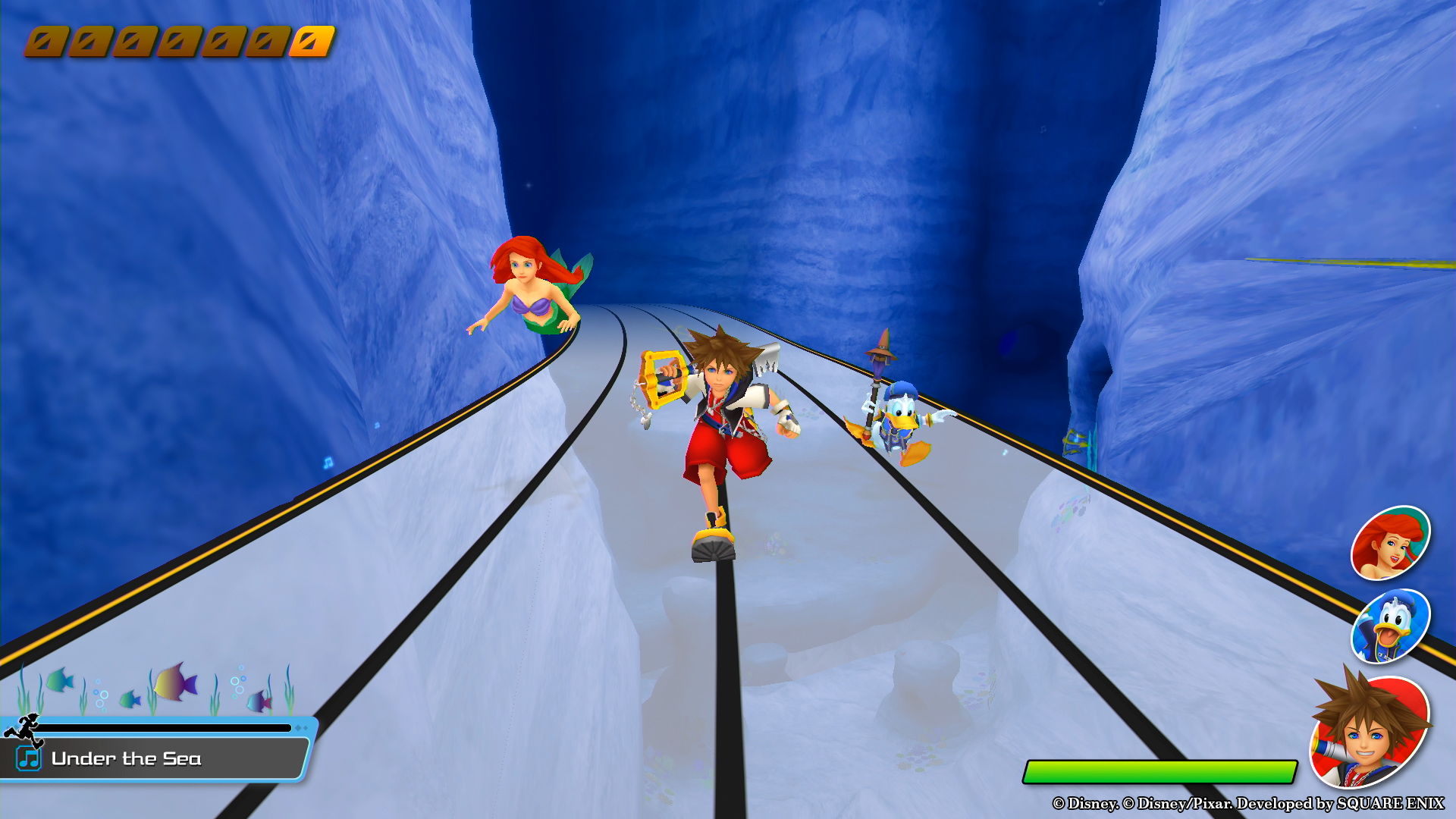 Kingdom Hearts Melody of Memory Hands-On Preview