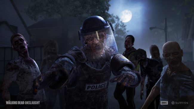 The walking dead onslaught review 1