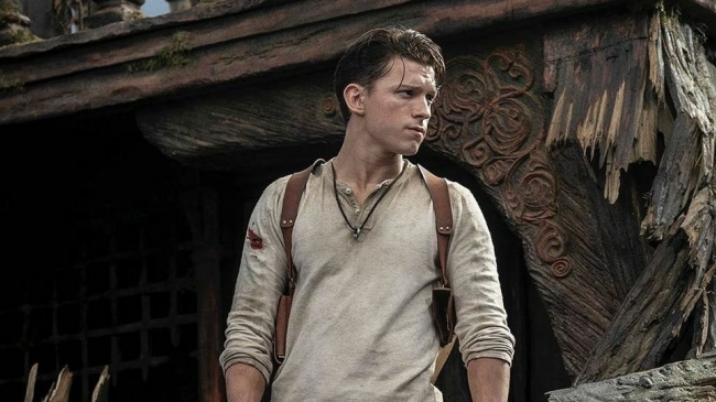 uncharted movie filming