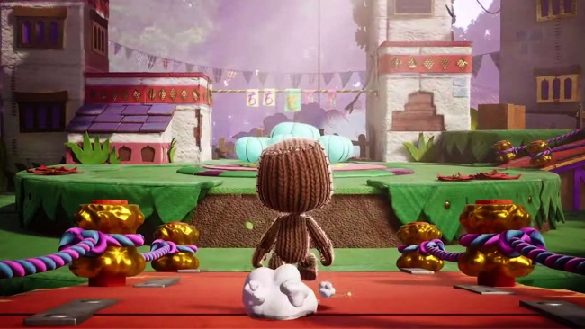 Sackboy: A Big Adventure will only include local co-op at launch