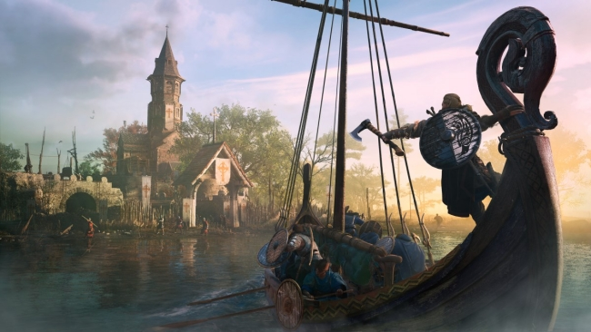 Assassins Creed Valhalla Doubles Odysseys Day One Player Count