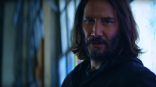 Keanu Reeves Is Canon in Cyberpunk 2077 (Not Just Johnny Silverhand)