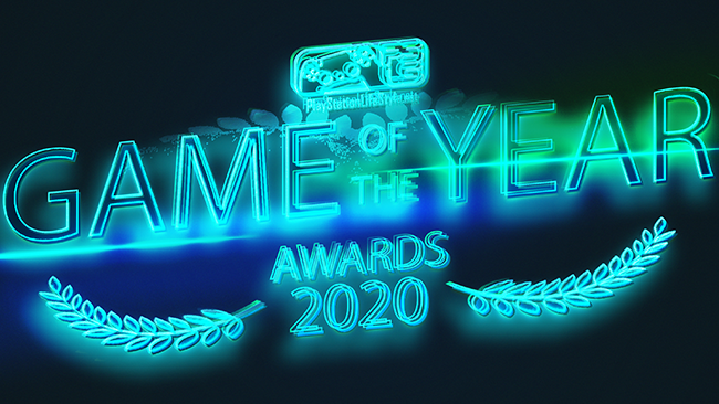 PSLS Game of the Year Awards 2020 header