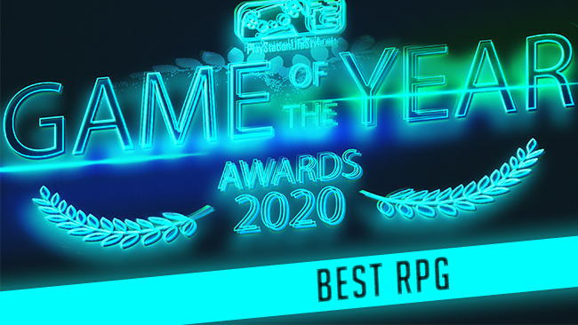PSLS Game of the year awards 2020 best RPG