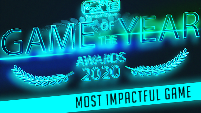 PSLS Game of the year awards 2020 most impactful game winner