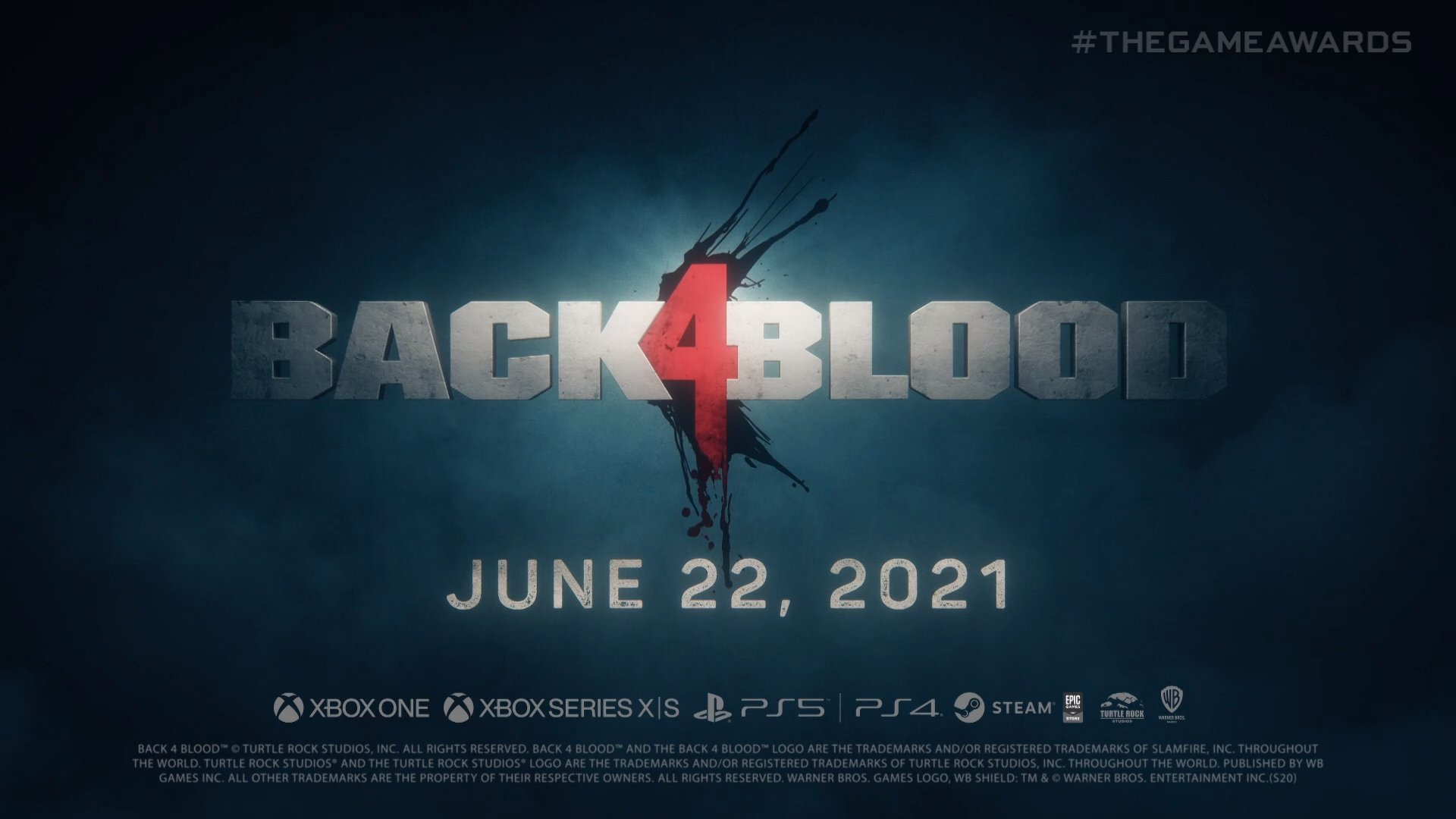 Back 4 Blood First Gameplay Revealed