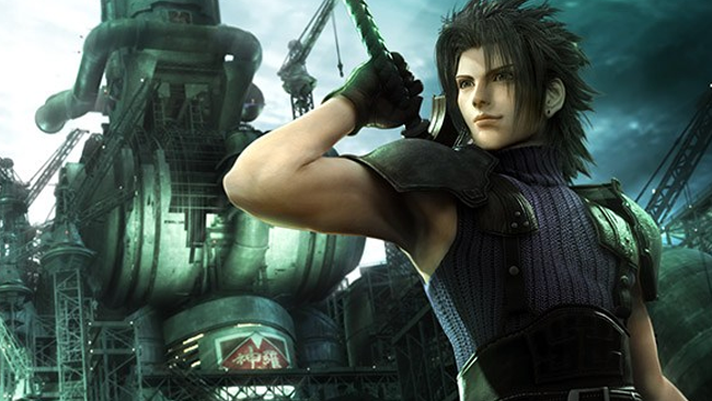 Final fantasy VII ever crisis the first soldier shinra trademarks remake