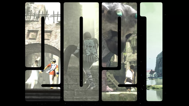 ico the last guardian shadow of the colossus studio gendesign gen design next project