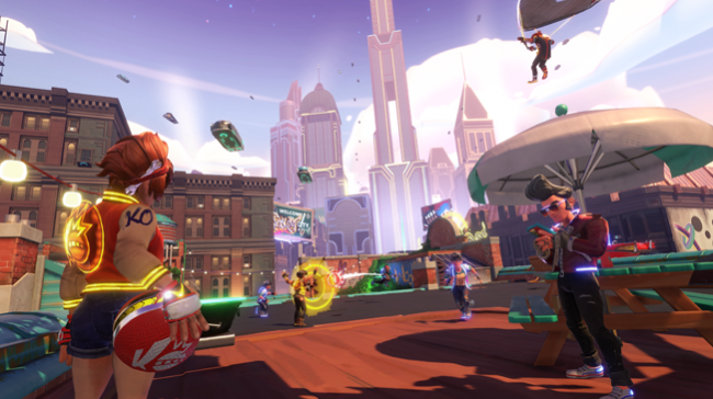 Knockout City hands-on preview